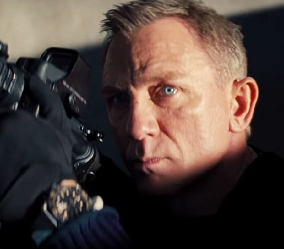 daniel craig helped design the omega watch james bond wears in no time to die 139611 1 e1616685105910 30 Things You Probably Didn't Know About The James Bond Films
