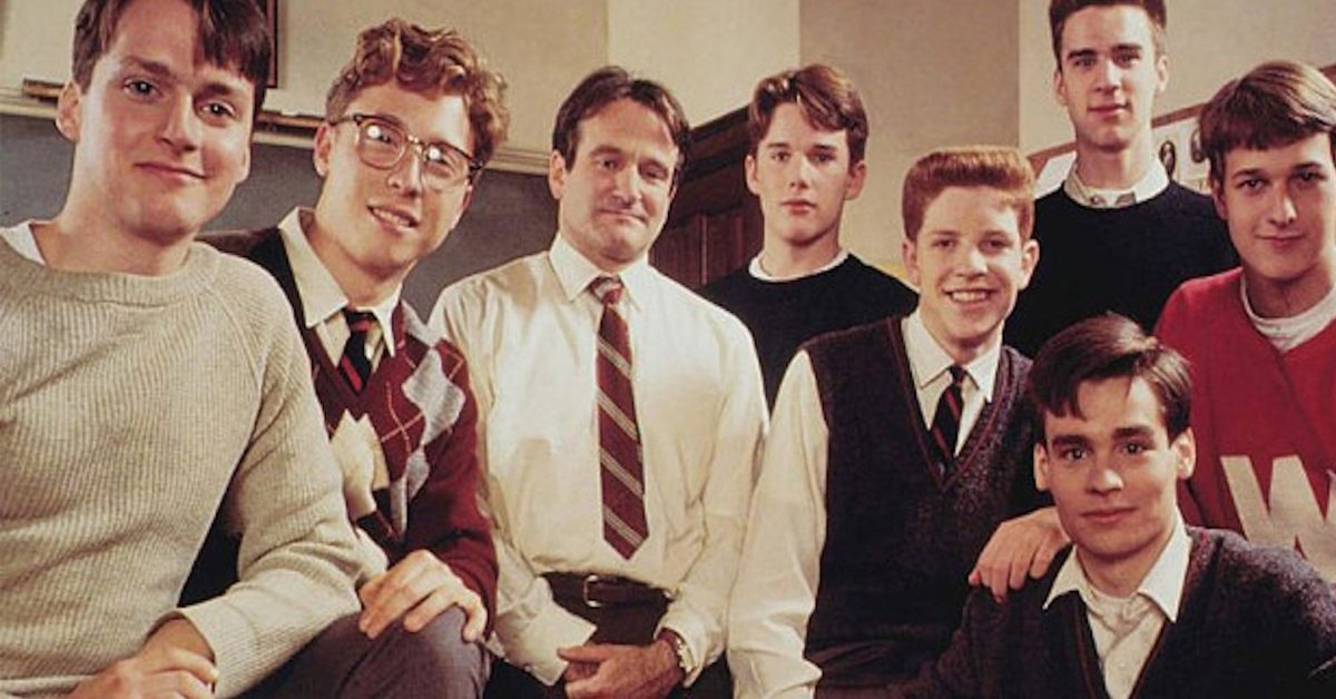 dps Oh Captain, My Captain! Can You Beat This Dead Poets Society Quiz?