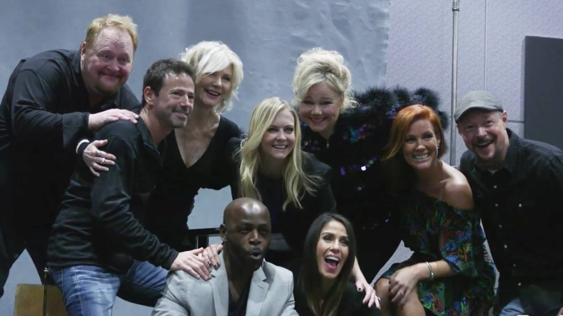 ew cast reunions sabrina the teenage witch thumbnail 8 Things You Didn't Know About Sabrina the Teenage Witch