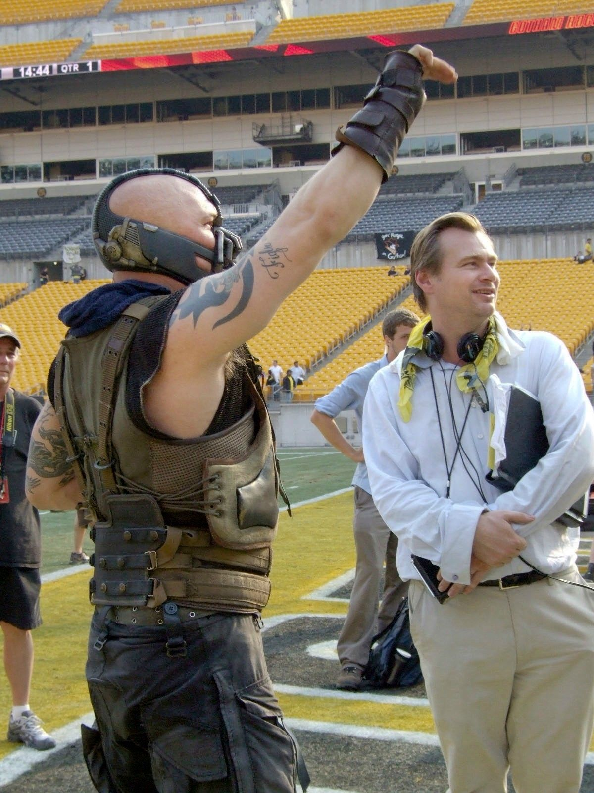 fd12400ccfb31350204079a6703043b5 25 Things You Didn't Know About The Dark Knight Rises