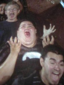 funny roller coaster photos 11 5a6852858e658 605 30+ Of The Most Hilarious Rollercoaster Photos Of All Time