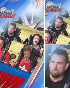 funny roller coaster photos 120 5a6af76e67395 605 30+ Of The Most Hilarious Rollercoaster Photos Of All Time