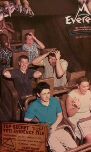 funny roller coaster photos 13 5a6854393662b 605 30+ Of The Most Hilarious Rollercoaster Photos Of All Time