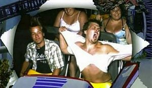 funny roller coaster photos 19 5a685f1493ede 605 30+ Of The Most Hilarious Rollercoaster Photos Of All Time