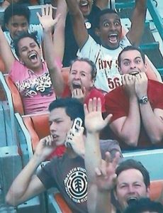 funny roller coaster photos 38 5a68917b3f444 605 30+ Of The Most Hilarious Rollercoaster Photos Of All Time