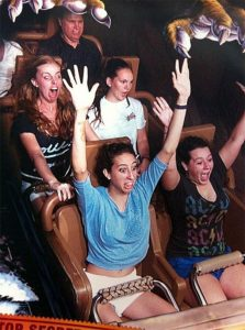 funny roller coaster photos 6 5a68493794cee 605 30+ Of The Most Hilarious Rollercoaster Photos Of All Time