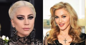 gaga 1 The Top 10 Biggest Celebrity Feuds Of All Time