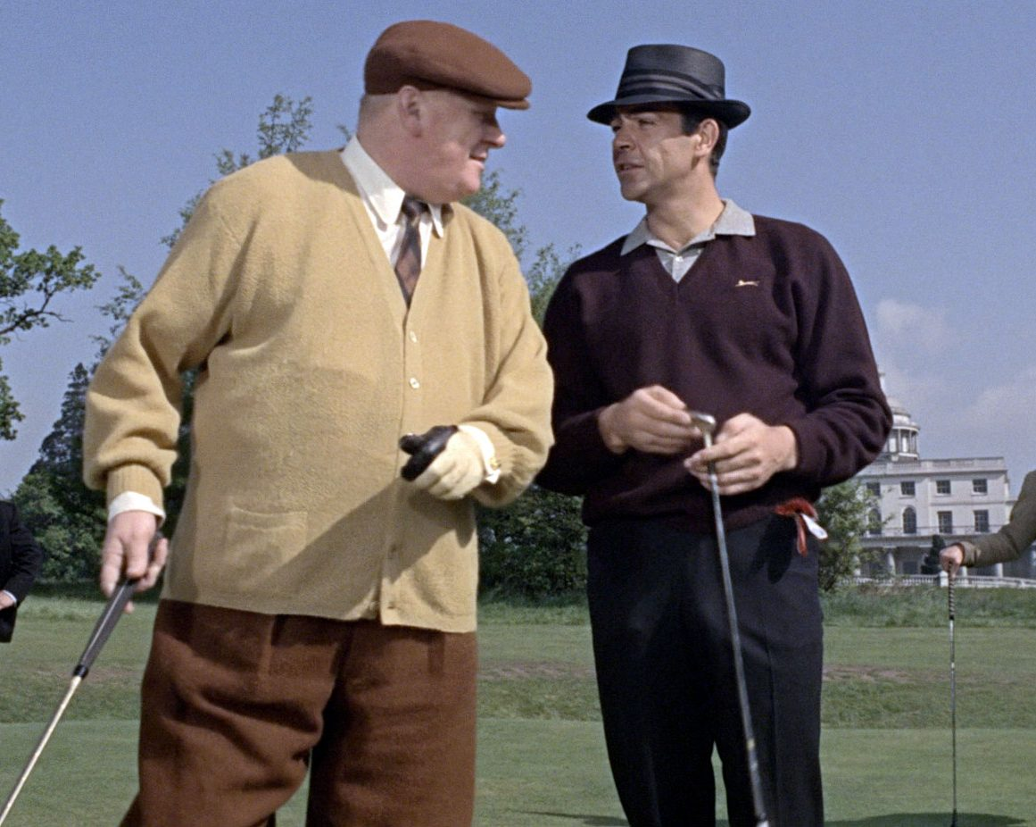 goldfinger golf scene e1615382491440 30 Things You Probably Didn't Know About The James Bond Films