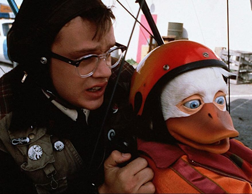 howard the duck 1986 e1628769399737 These 10 Facts About Howard The Duck Are Quackers
