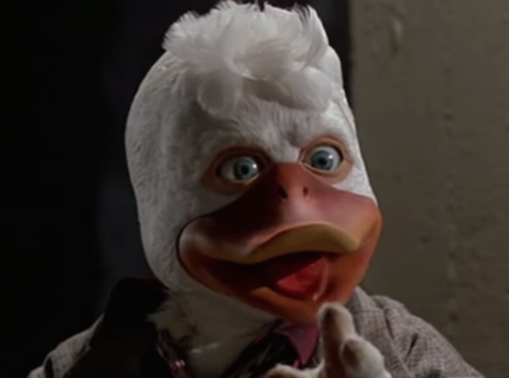 howardhed e1628769487217 These 10 Facts About Howard The Duck Are Quackers