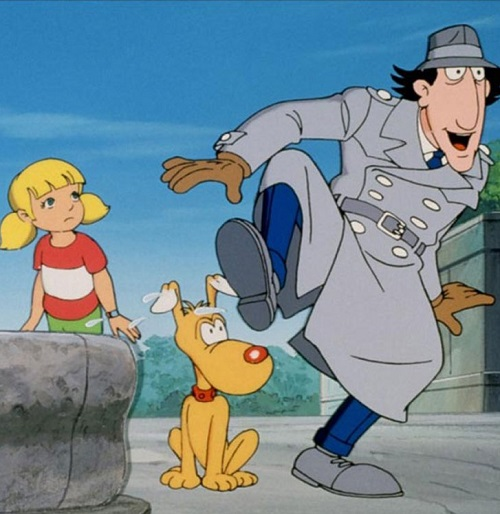 inspector gadget 13 Animated Animals From When We Were Growing Up - Who's Your Favourite?