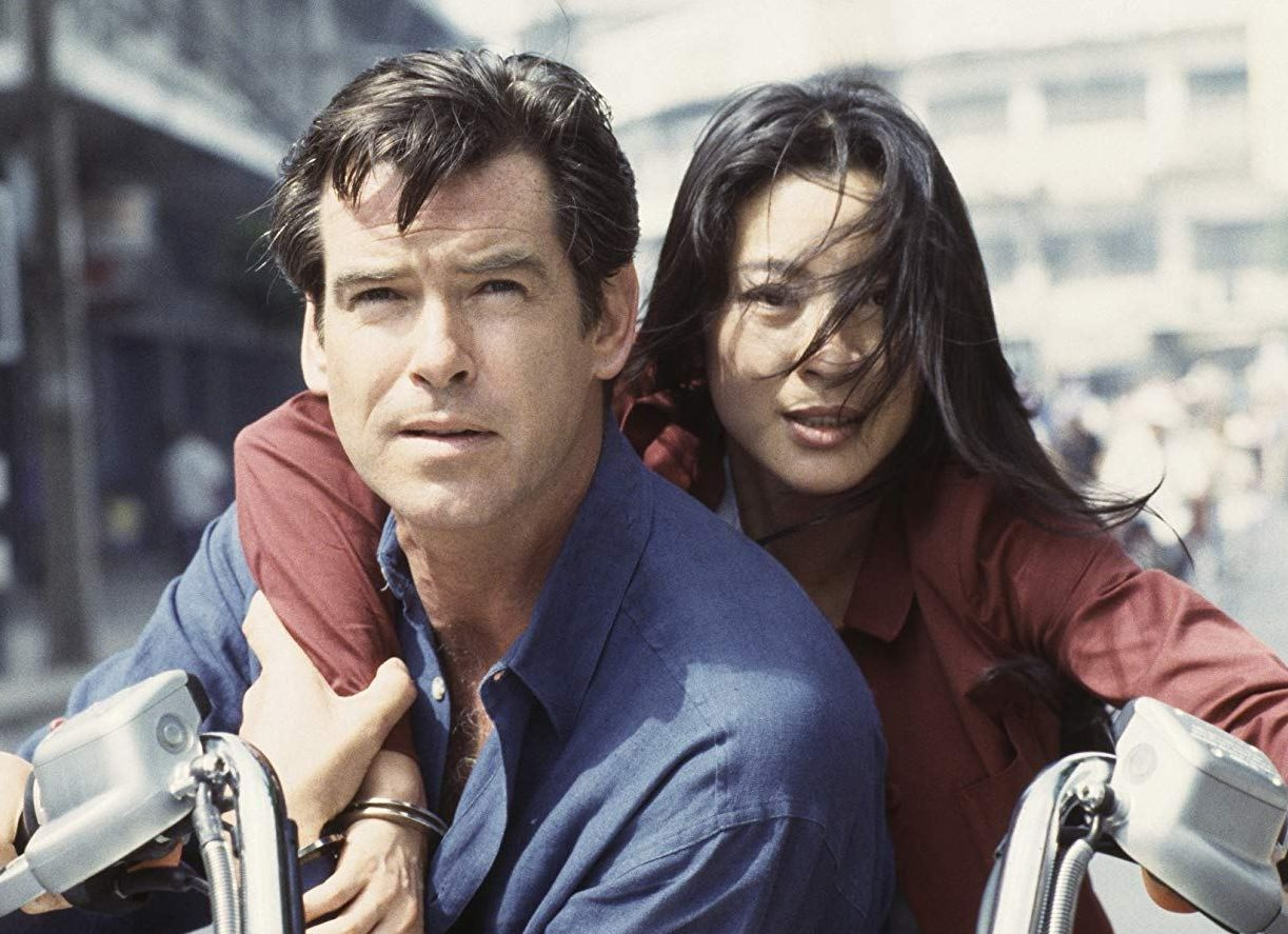 james bond tomorrow never dies e1615380606251 30 Things You Probably Didn't Know About The James Bond Films