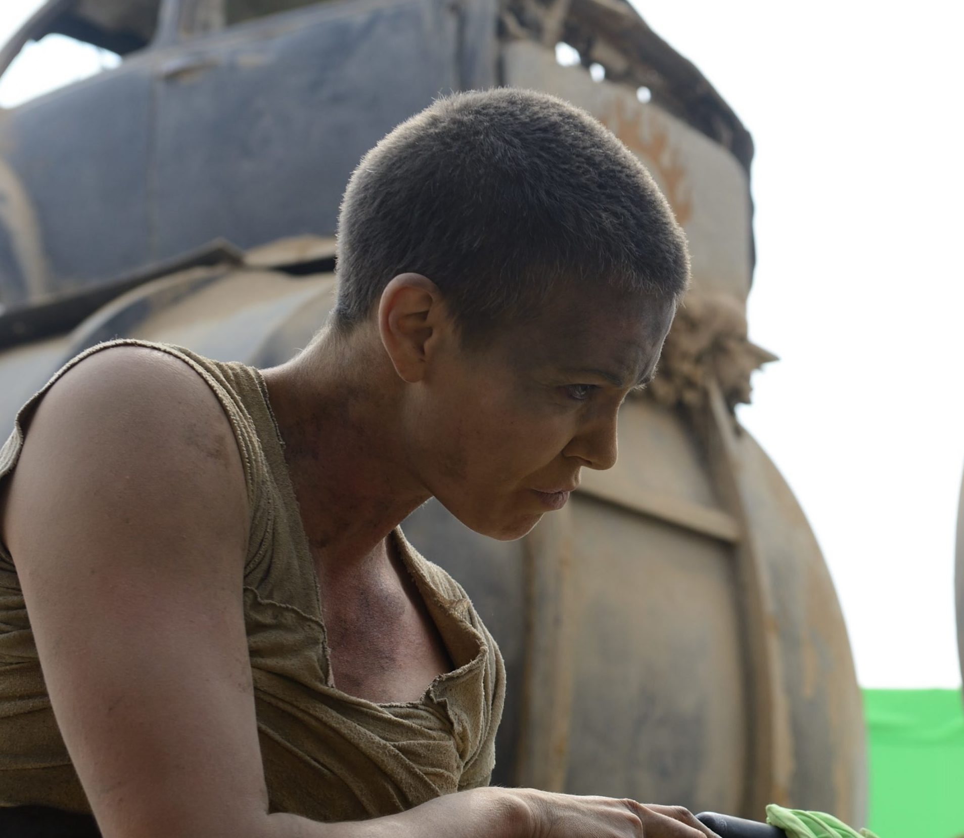mad max fury road george miller charlize theron scaled e1611654888426 40 Things You Didn't Know About Tom Hardy