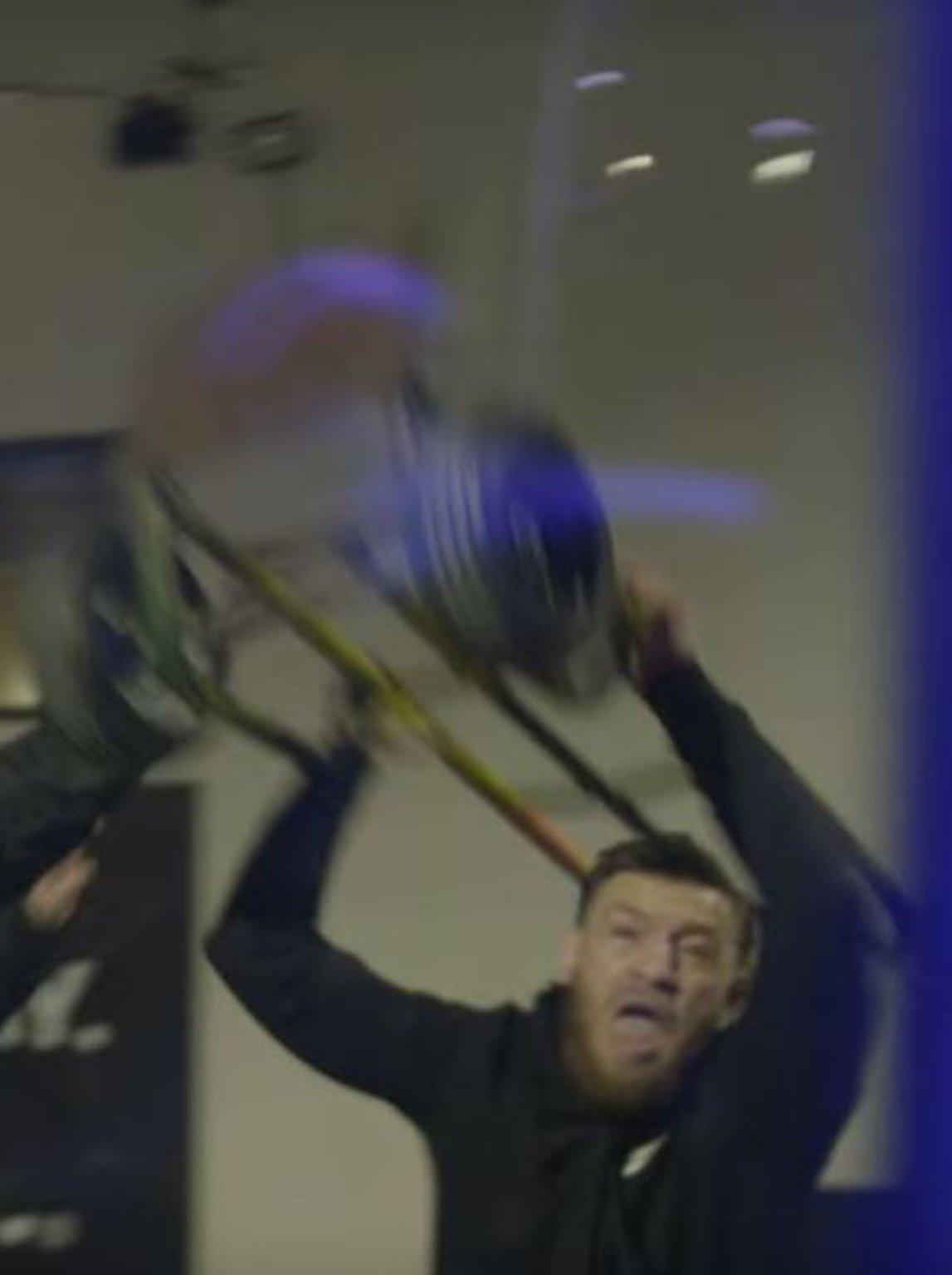 mcgregor 20 Craziest Conor McGregor Moments