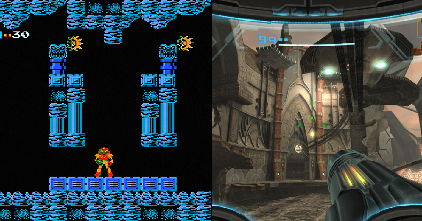 metroid then now Amazing 1980s Video Game Franchises That Are Still Going Strong Today