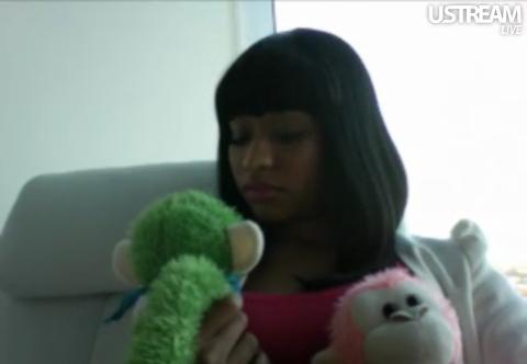 nicki pink 8 Things You Didn't Know about Nicki Minaj