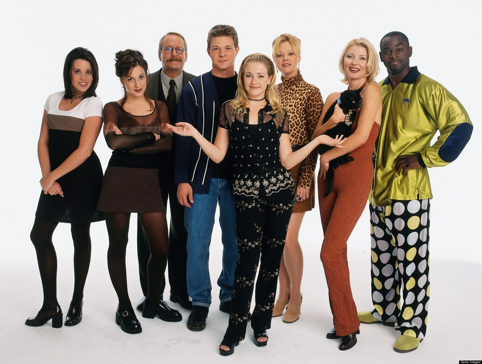 o SABRINA THE TEENAGE WITCH facebook 8 Things You Didn't Know About Sabrina the Teenage Witch