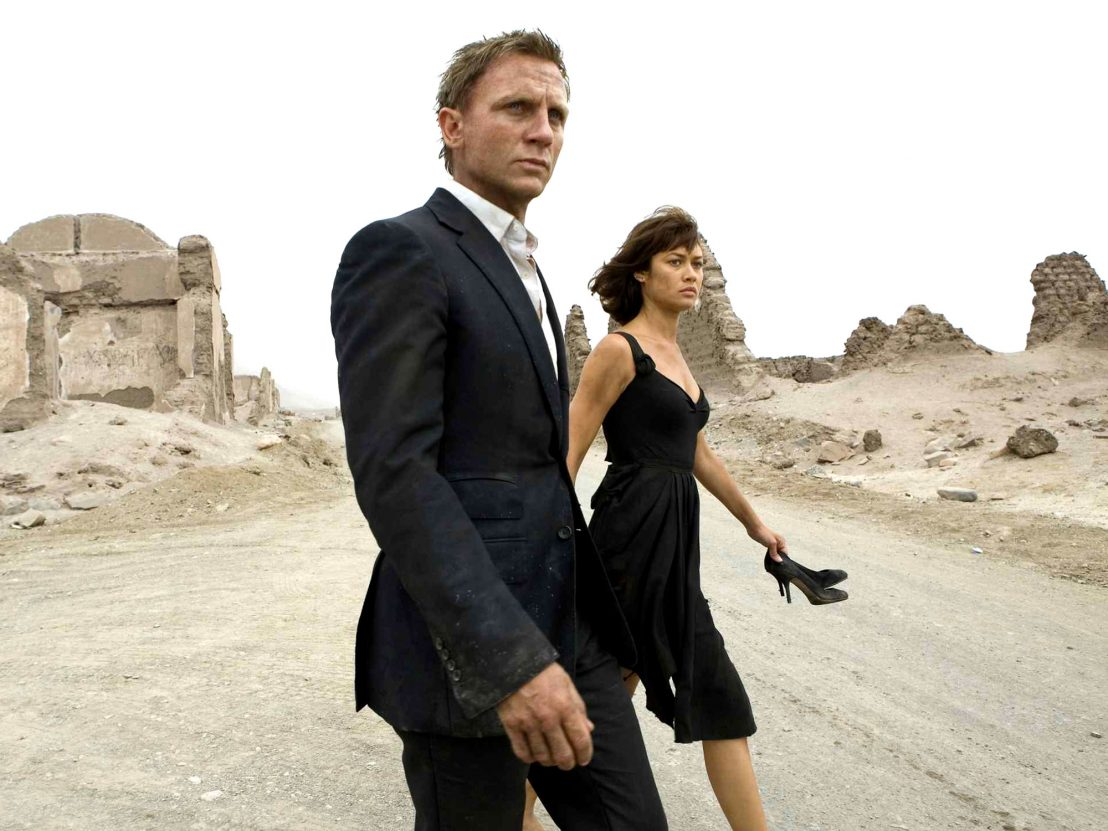 quantum of solace 1108x0 c default 30 Things You Probably Didn't Know About The James Bond Films