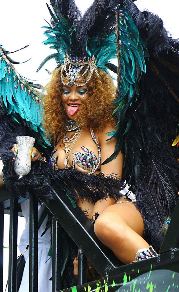 rihanna barbados crop over 004 20 Things You Didn't Know About Rihanna