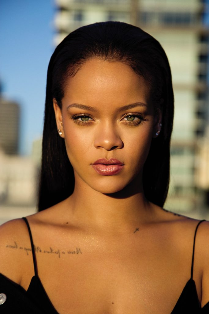 rihanna headshot 20 Things You Didn't Know About Rihanna
