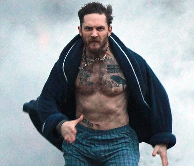 rs 634x1024 140224152554 634.tom hardy jogging shirtless.ls .22414 e1611658725865 40 Things You Didn't Know About Tom Hardy