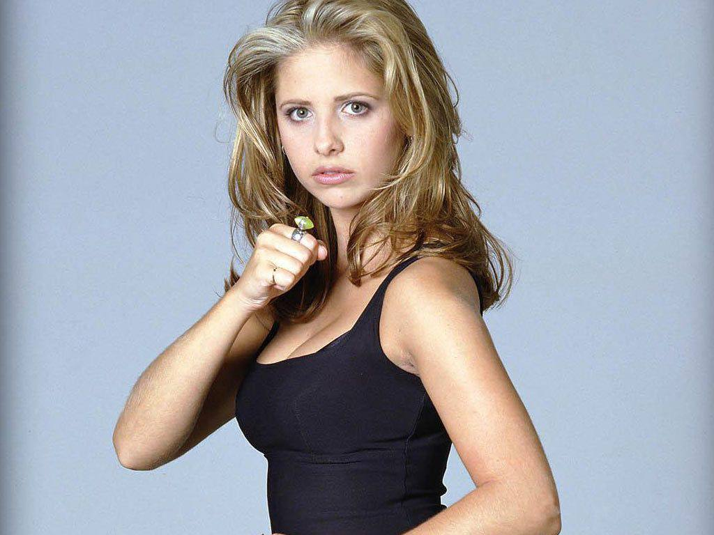 sarah michelle gellar as buffy 14 8 Things You Didn't Know About Sabrina the Teenage Witch