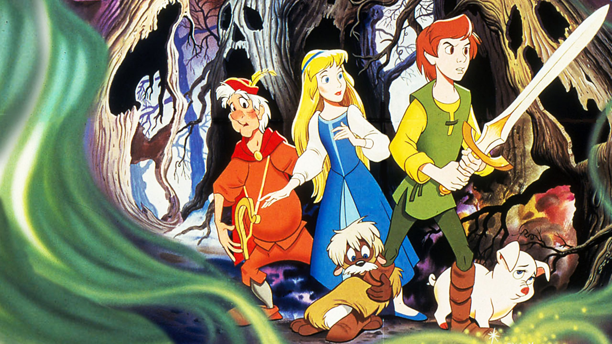 scale scaled 1 The Black Cauldron: 20 Facts About Disney's Biggest Box Office Bomb