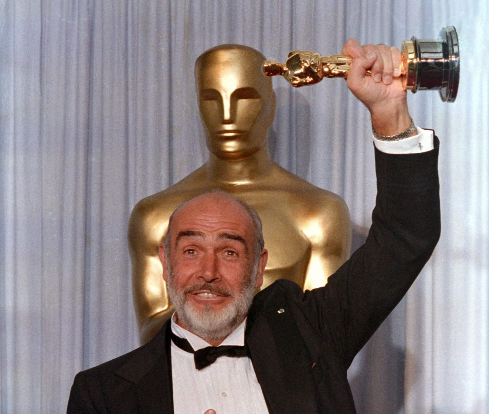 sean connery scaled e1602770550199 20 Facts You Won't Believe About The Untouchables