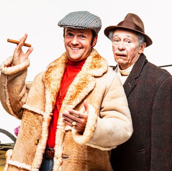 skynews only fools and horses 4447234 Only Fools And Horses Making Return After 15 Years