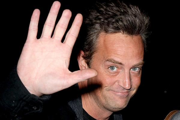 Matthew Perry's Severed Middle Finger
