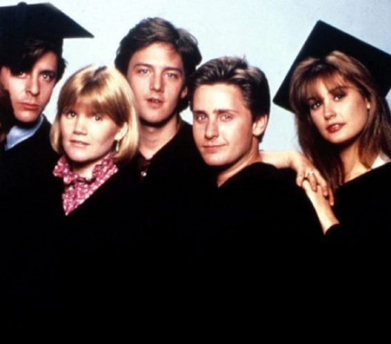 st elmos fire demi moore rob lowe e1617178346505 20 Facts About St Elmo's Fire That Are Absolute Scorchers