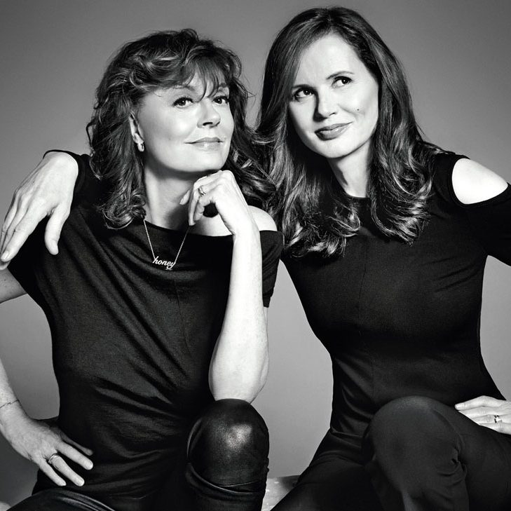 susan sarandon geena davis david needleman c 72 bw v2 a l e1603464914395 20 Things You Might Not Have Realised About Thelma & Louise