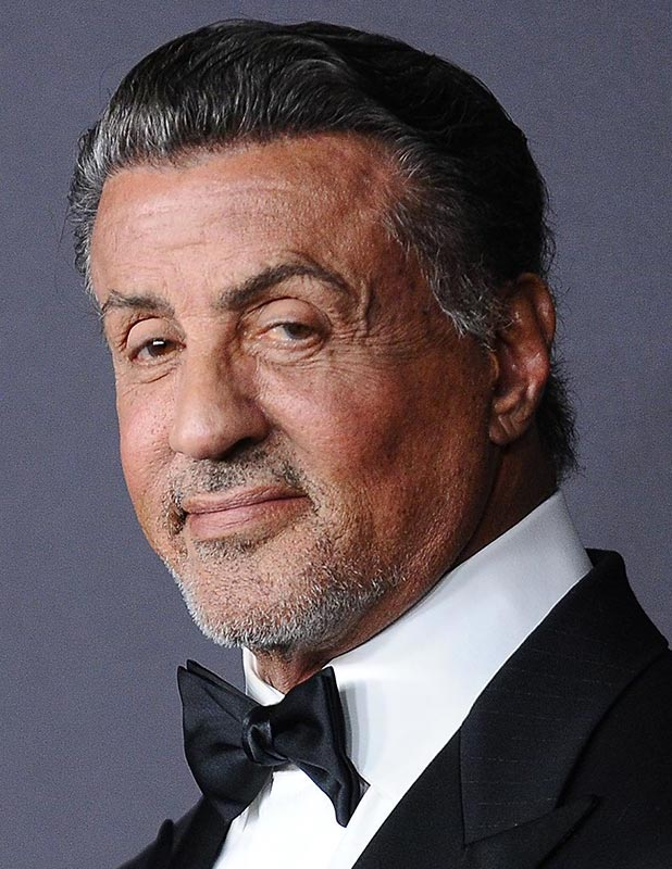 sylvester stallone on the red carpet mst 20 Craziest Conor McGregor Moments