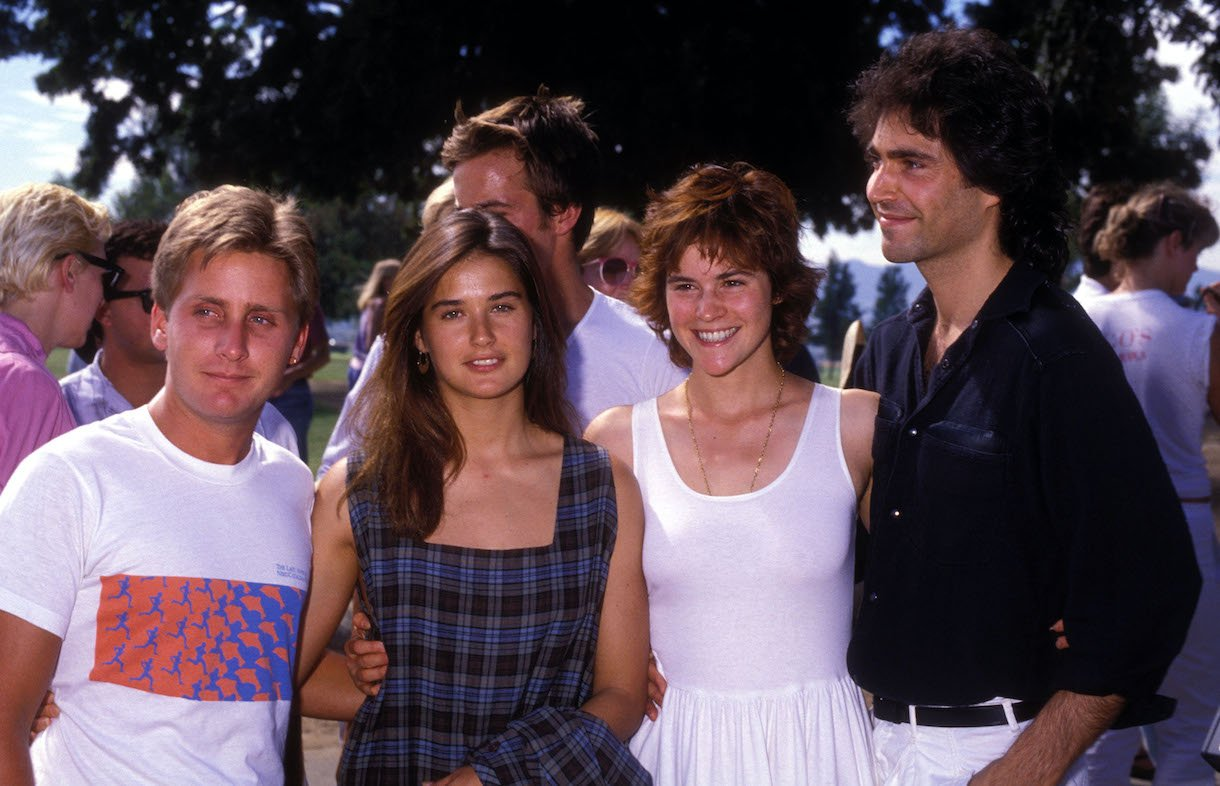 the brat pack 20 Facts About St Elmo's Fire That Are Absolute Scorchers