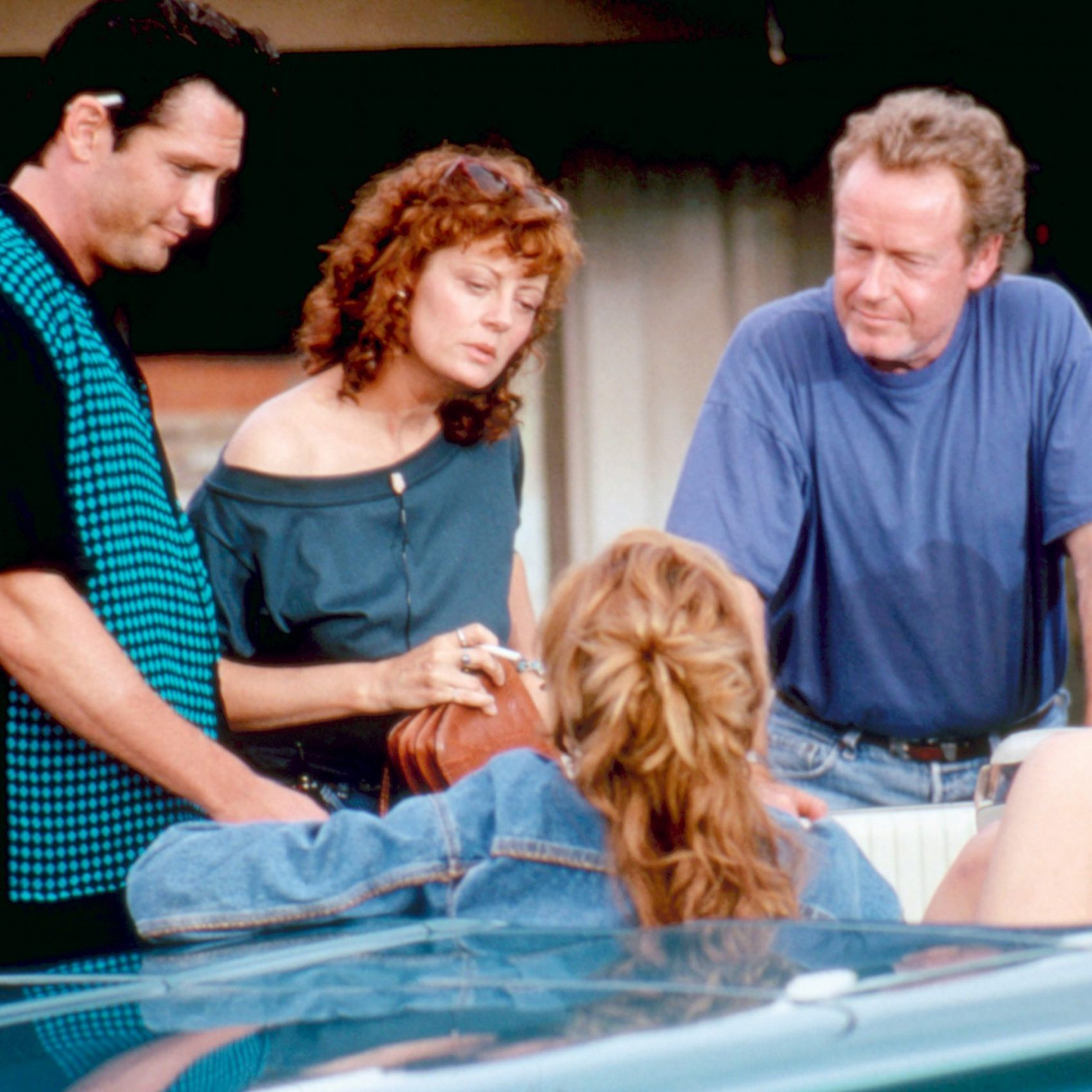 thelma et louise photo ridley scott susan sarandon 1034300 scaled e1603444662331 20 Things You Might Not Have Realised About Thelma & Louise