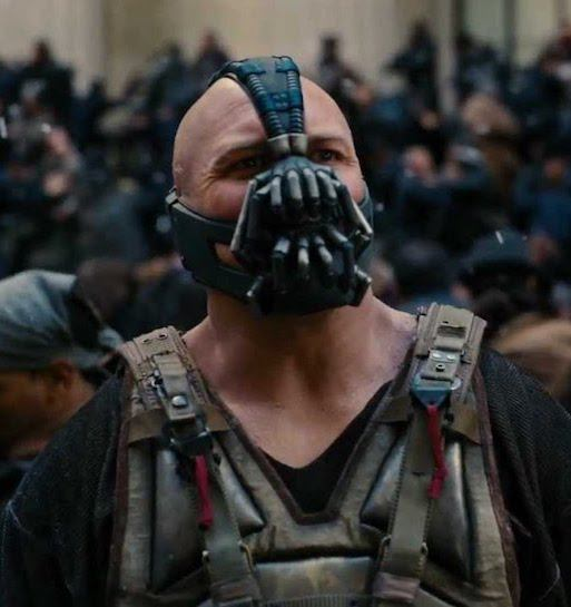 tom hardy bane 25 Things You Didn't Know About The Dark Knight Rises
