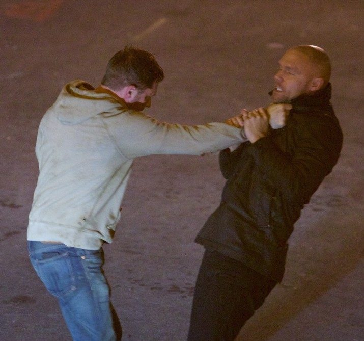 tom hardy films a venom fight scene with scott haze 12 e1611658742318 40 Things You Didn't Know About Tom Hardy