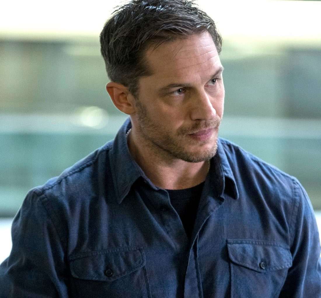 venom e1611658792461 40 Things You Didn't Know About Tom Hardy