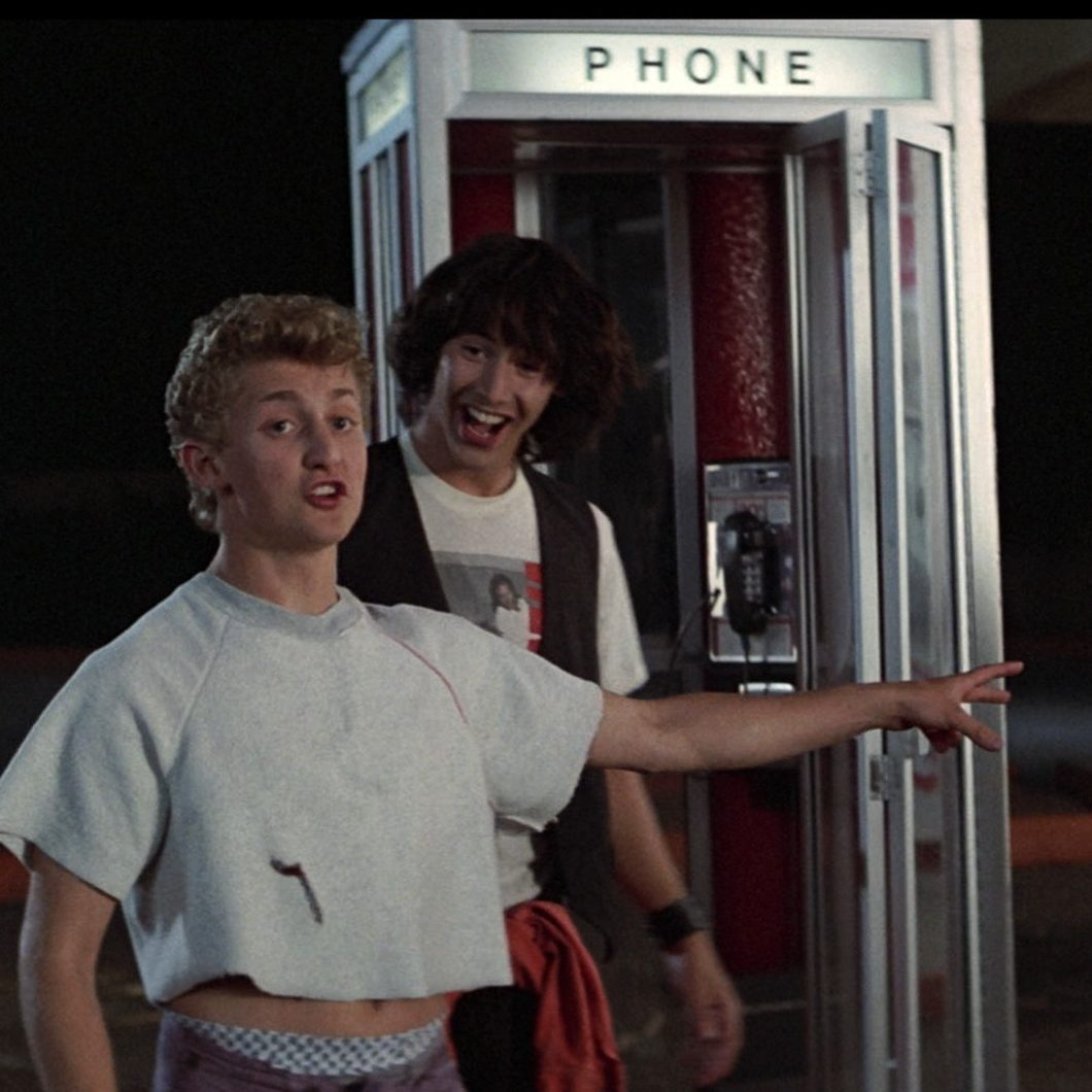 z4cfagr0zm8z e1599575662538 25 Totally Non-Heinous Facts About Bill & Ted's Excellent Adventure!