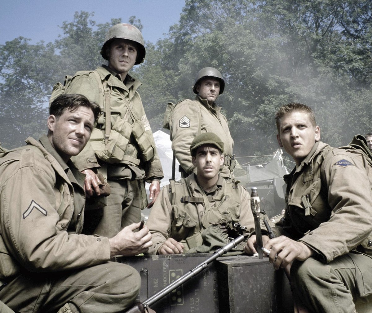 1 12 10 Things You Probably Didn't Know About Saving Private Ryan