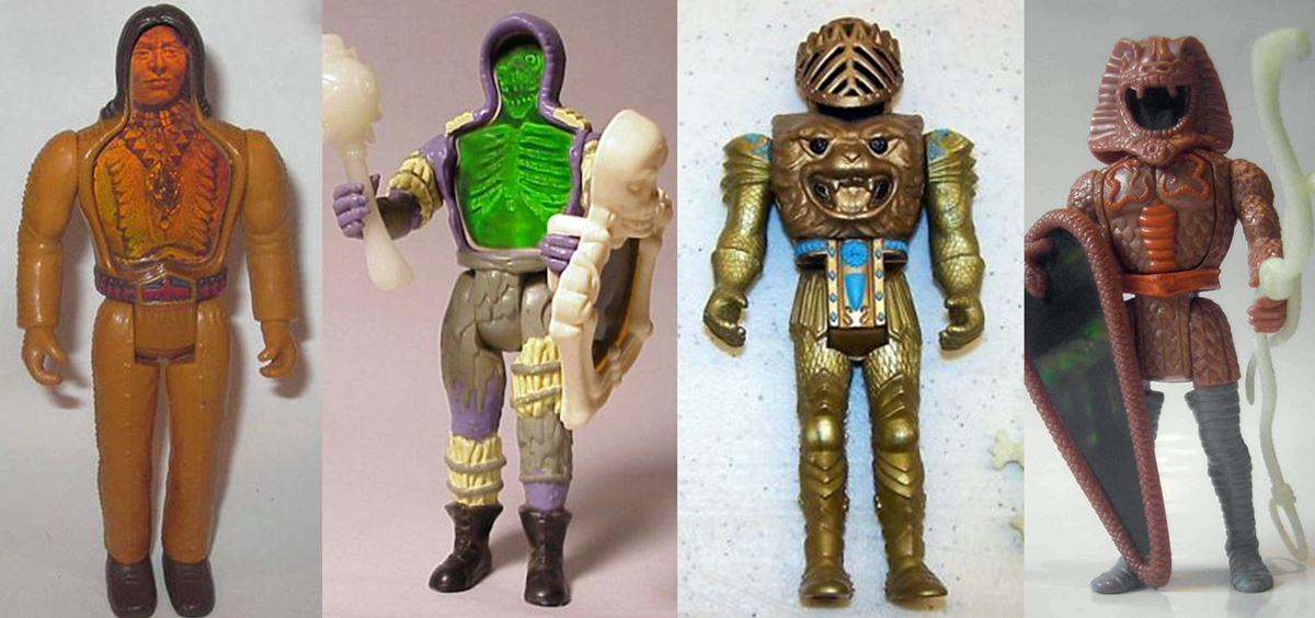 1.1 10 Action Figures You've Probably Forgotten About