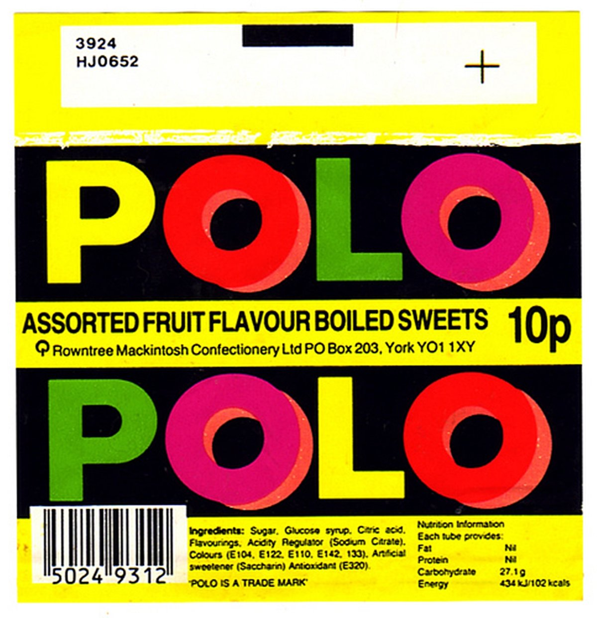 10 12 12 Childhood Sweets You've Probably Forgotten About