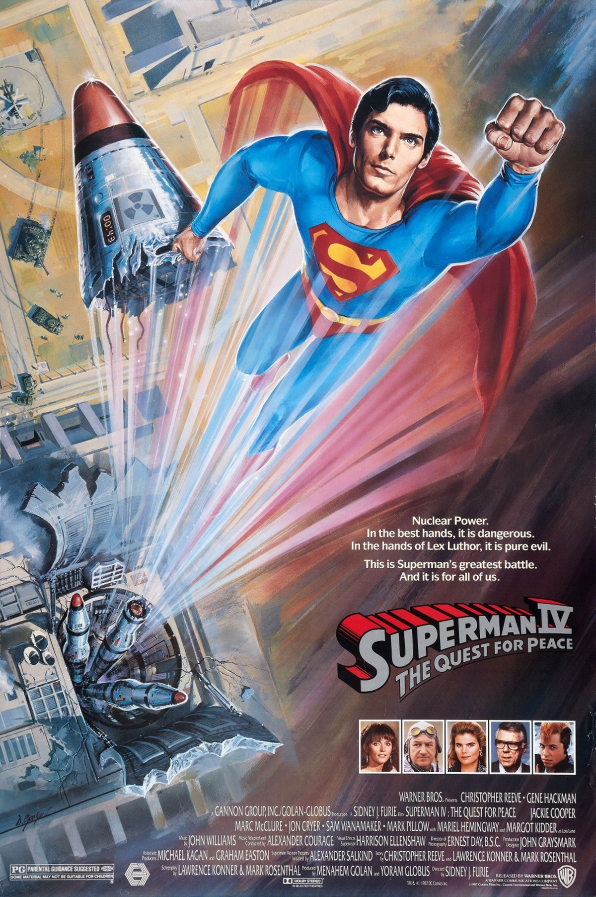 11 10 12 Things You May Have Missed In Christopher Reeve's Superman Films