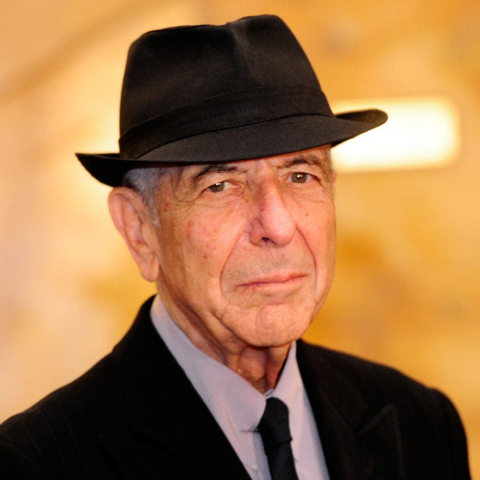 11 leonard cohen gijon.w700.h700 45+ Last Known Photos of Celebrities Before They Died