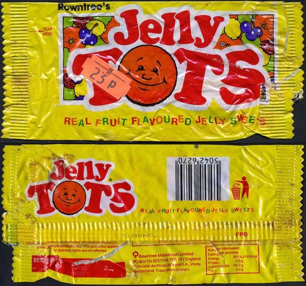 132 If You Remember At Least 10 Of These 14 Sweets Then You're A TRUE 80s Child!