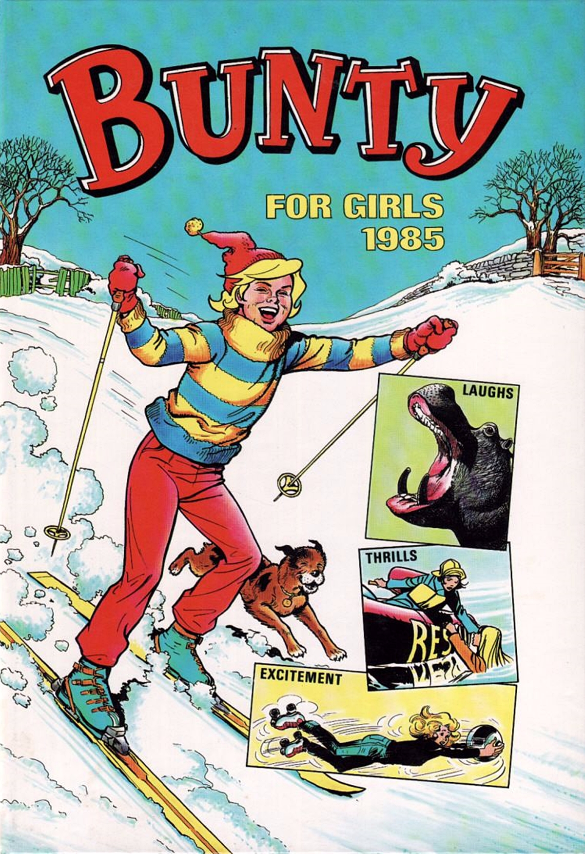 2 5 15 Annuals That Will Take You Back To Your Childhood!