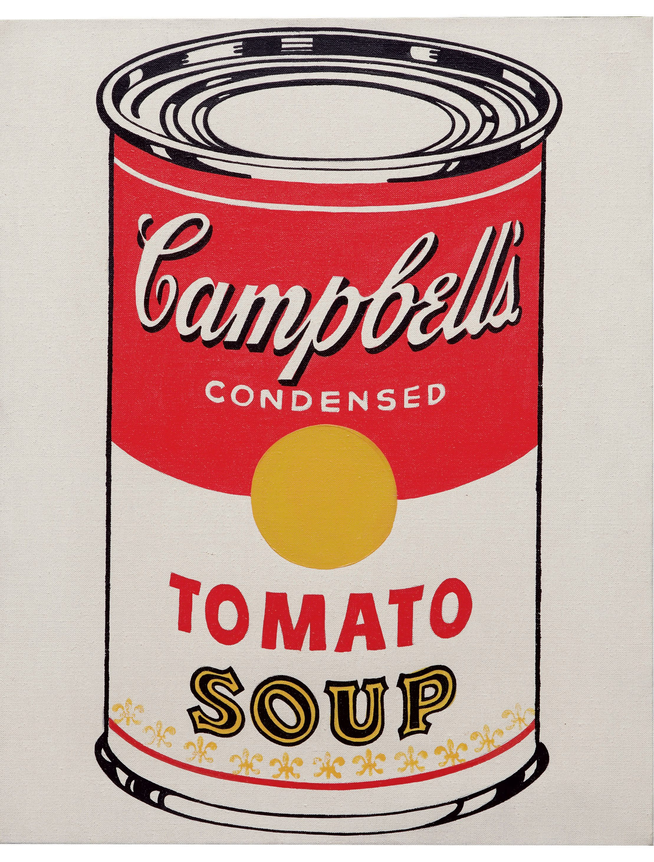 2010 NYR 02355 0012 000andy warhol campbells soup can e1542298534445 15 Unexpected Celeb Photos From History