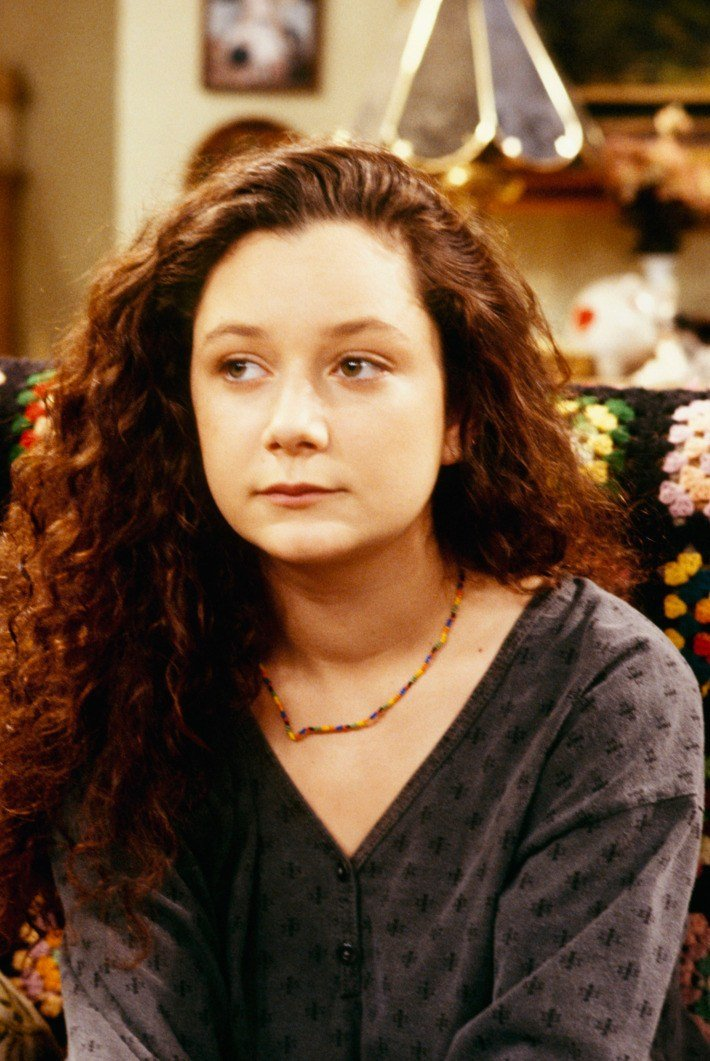 28 roseanne darlene 2.nocrop.w710.h2147483647 The Real Life Partners Of The Roseanne Cast
