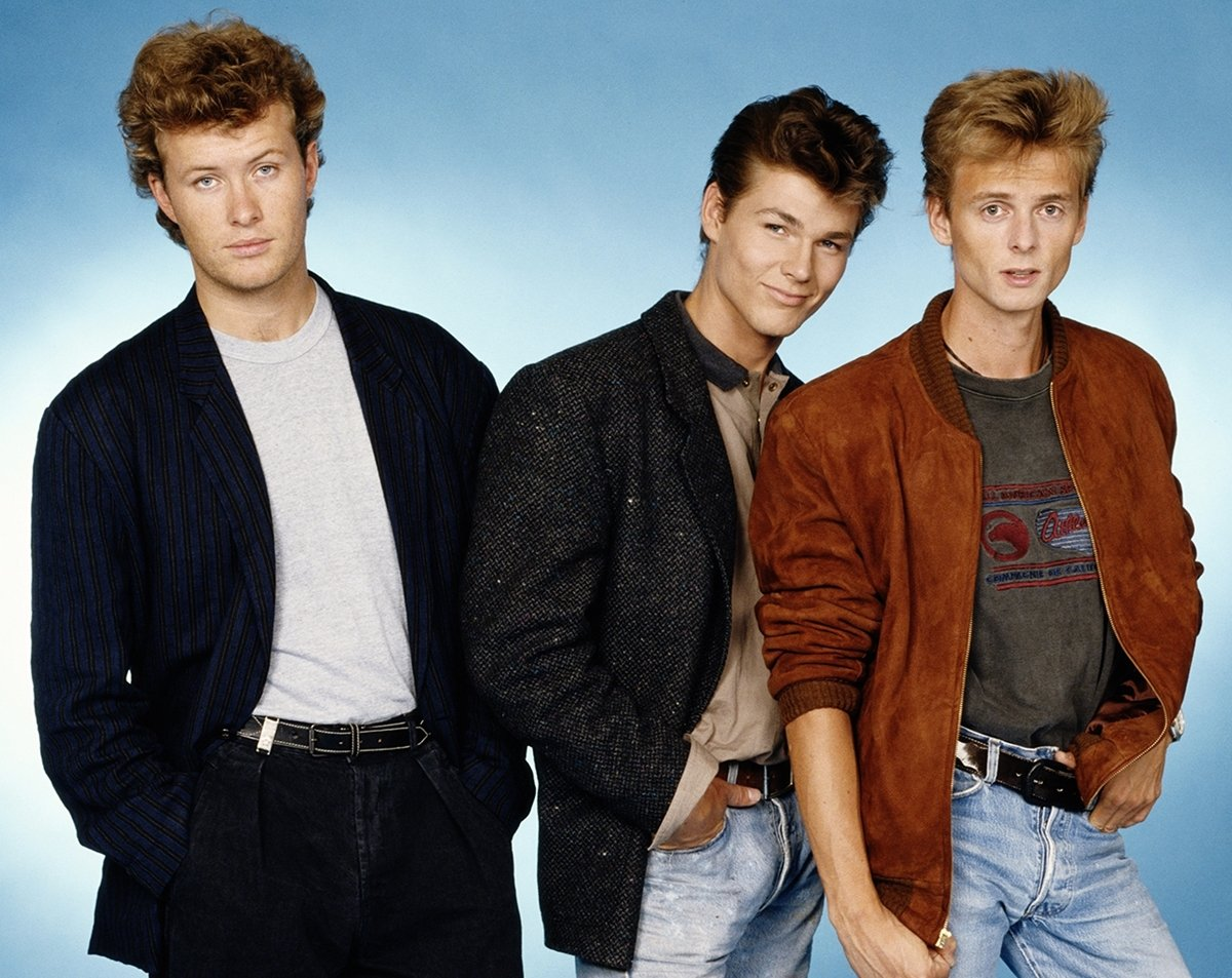 Promotional image for 'A-ha'