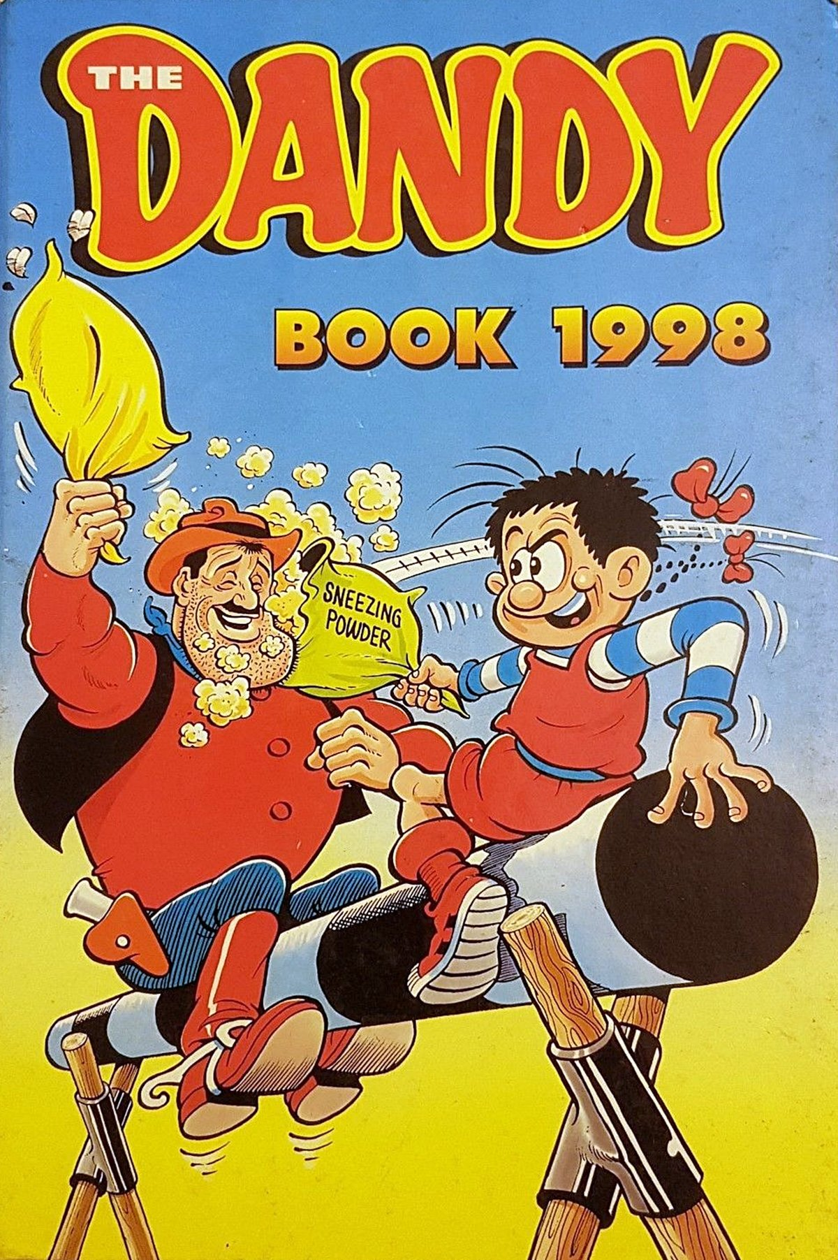 3 6 15 Annuals That Will Take You Back To Your Childhood!